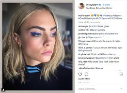 the makeup school taking makeup inspiration from instagram the makeup school