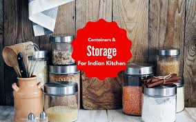 how to organize the kitchen pantry with right containers for