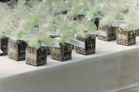 Themed Favors by Garden Themed Celebration At Hotel Bel Air Inside Weddings