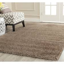 Living Room Carpet Rugs Living Room White Shag Rug With Brown Rug Design And Glass
