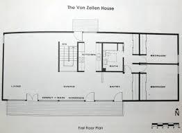 Passive Solar Floor Plans by Passive Solar House Plan Valine