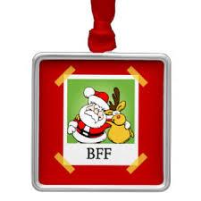 best friend forever ornaments keepsake ornaments zazzle