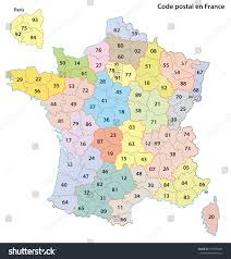 Zip Code Map Dallas Postal Codes France List Of French Administrative Departments By