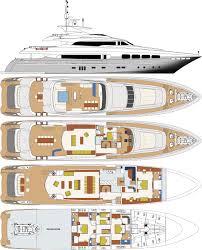 yacht floor plans columbus explorer 72m ga png 6000 3514 yachts pinterest