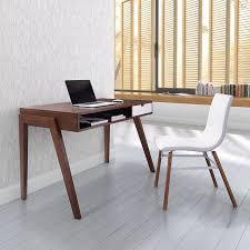 Simple Modern Desk Emily Mid Century Modern Desk Moss Manor A Design House