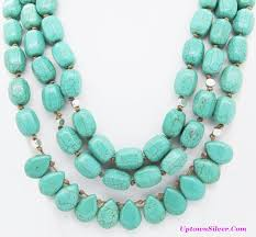 turquoise blue stone necklace images N3023 n shop our selection of silpada drops of the ocean JPG