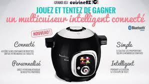 jeux de concours de cuisine jeu concours cuisine az un cuiseur multifonction moulinex cookeo