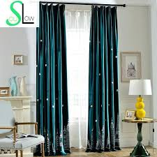 Torquoise Curtains Turquoise Curtains Soul Blue Green Tower