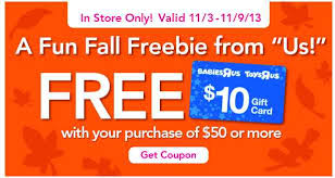 purchase gift card toys r us coupon free 10 gift card with purchase