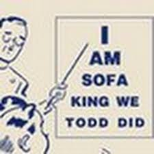 Sofa King by Sofa King We Todd Did Athf Nrtradiant Com
