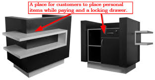 Desk For Cash Register The Ultimate Guide To Cash Wraps Cash Wells U0026 Checkout Counters