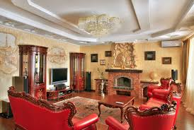 Red Sofas In Living Room 60 Red Room Design Ideas All Rooms Photo Gallery