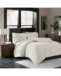 Ivory Comforter Set King Bargains On Ivory Aurora Plush Down Alternative Comforter Set