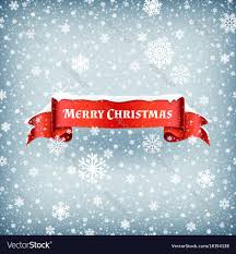 merry celebration background with vector image
