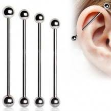 piercing ureche piercing uri industrial surface yourself