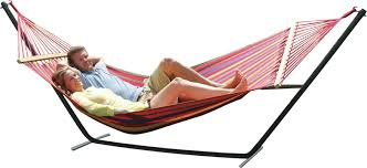 Hammock And Stand Set Bungalow Rose Powell Point Cotton Hammock With Stand U0026 Reviews