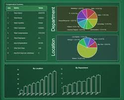 hr dashboards u2013 different faces infocaptor dashboard