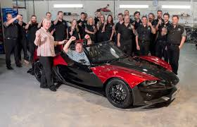 zenos e10 r production and sales update just british