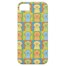 bichon frise iphone 5 case bichon frise dog cartoon gifts t shirts art posters u0026 other