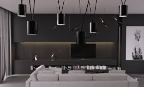 Gorgeous Homes Interior Design 4 Gorgeous Homes With Matte Black Walls 18