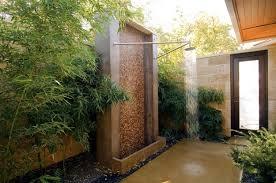Outdoor Shower Room - fabulous outdoor shower design ideas