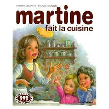 fait de la cuisine martine fait la cuisine de gilbert delahaye livre neuf occasion