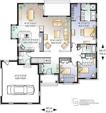 Modern Bungalow House Plans House Plan W3226 Detail From Drummondhouseplans Com