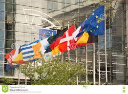 Europe Country Flags European Country Flags Cartoon Vector Cartoondealer Com 12977649