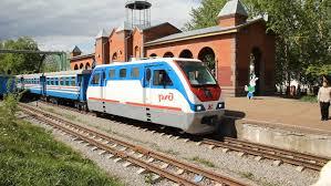 ufa russia 05 06 2016 ufa russia may 1 children s railway may 1 2012 in ufa