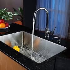 Under Mount Kitchen Sink by Kraus 30