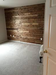 Bedroom Wall Ideas Best 25 Rustic Walls Ideas On Pinterest Wood Walls Pallet