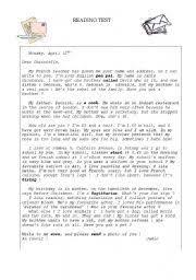 english teaching worksheets pen pals
