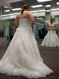 wedding dresses for larger brides the ultimate guide to plus size wedding dress shopping offbeat