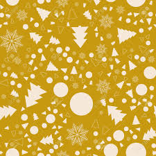new year wrapping paper christmas and new year seamless pattern for wrapping paper