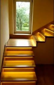 stairs well lit due to proven led devices stair lighting com