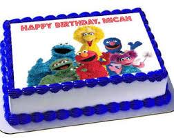 sesame cake toppers sesame cake etsy