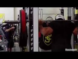 Phil Heath Bench Press Phil Heath Training With Machines Almost Exclusively Bodybuilding