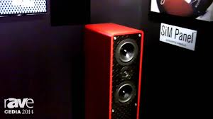in ceiling home theater system cedia 2014 truaudio showcases entry level in ceiling speakers
