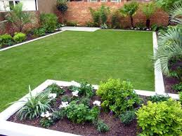 Garden Layout Modern Minimalist Home Garden Layout Idea 4 Home Ideas