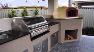 Outdoor Kitchens Ideas Astounding Alfresco Outdoor Kitchen Cabinets By Infresco In Perth