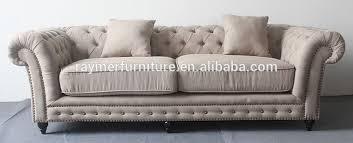canapé fixe tissu canap chesterfield tissu élégant tissu rembourré divan canapé