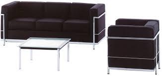 le corbusier lc2 petite sofa remake techno office furniture