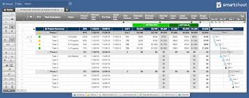 Excel Templates Free Free Excel Project Management Templates