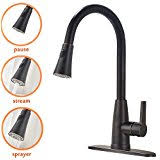 Bronze Kitchen Faucets by Amazon Com Oil Rubbed Bronze Kitchen Sink Faucets Kitchen