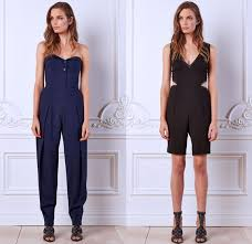 roy jumpsuit roy 2014 womens presentation york fashion week