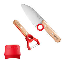 opinel kitchen knives opinel le petit chef set huckberry