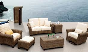 Patio Furmiture What Makes Wicker Patio Furniture So Popular Palm Casual