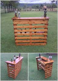 creative ideas for recycled wood pallets pallet wine wood