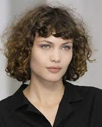 short haircuts with perms for ladies in their 80s 15 curly perms for short hair crazyforus