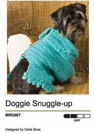 crochet dog clothes pattern crochet patterns